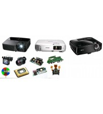 Bantu service proyektor  ( ganti Lampu | Bintik2 | Ic dmd  | Ngk hidup  dll..)
