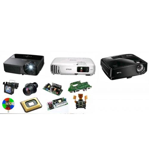 Bantu service proyektor  ( ganti Lampu   Bintik2   Ic dmd    Ngk hidup  dll..)