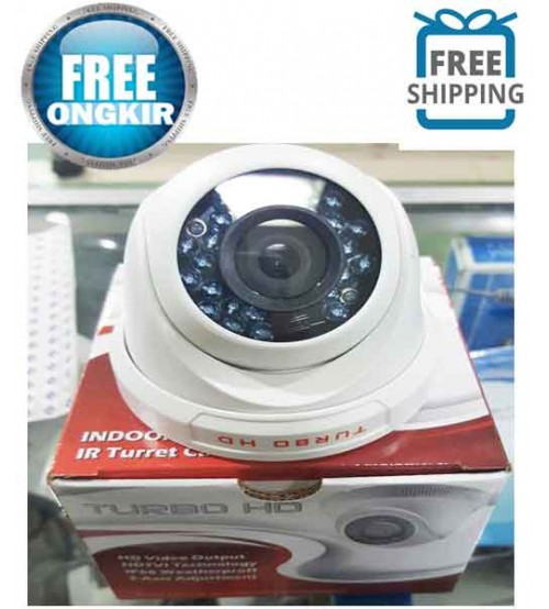 Camera Turbo HD AHD 1mp  Indoor / Outdoor (HIkvision OEM)