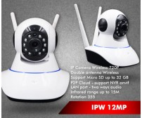 IP camera wireless  ahd 1MP