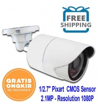 Camera  AHD 2,1Mp (*1 year waranty)
