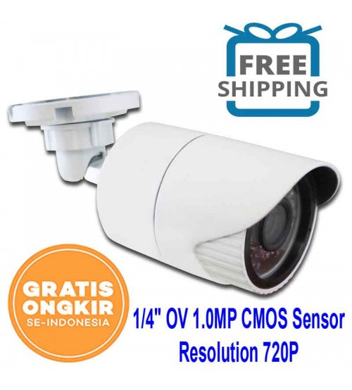 Camera AHD 1MP  (1 years warranty)