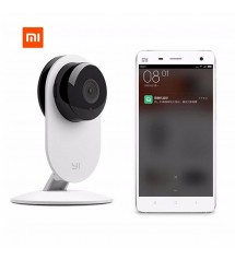 Xiaomi Yi IP Camera CCTV Wireless With Night Vision - Kamera Xiaoyi Smart Cam Ant 720p HD