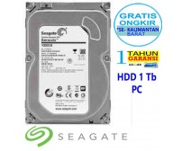 HDD PC 1 Tb   Seagate sata slim 3.5""