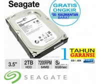 HDD PC 2 Tb   Seagate sata 3.5""