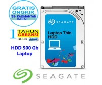 HDD Laptop 500 Gb Seagate Slim sata 2.5""