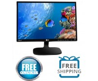 "LG 20""  IPS LED Monitor 20MP48A  Widescreen"