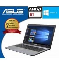 Asus  X454YA - AMD Dualcore E1-7010 | Windows 10 Original