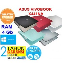 Asus X441NA cel.dualcore N3350 | Ram 4 Gb | 14"