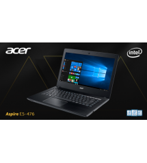 Acer E5-476G - Core i 3-8130u | 4GB | Hdd. 1 Tb | VGA : NVIDIA MX130 2GB | Win 10 | 14""