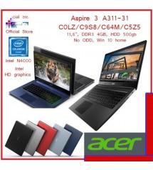 ACER Aspire 3 A311-  cel.dualcore | ram 4gb | layar 11,6inch
