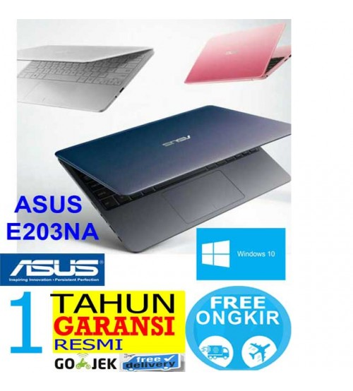 Asus E203 mah  - Intel.Cel.Dualcore N4000  | Layar 11,6"