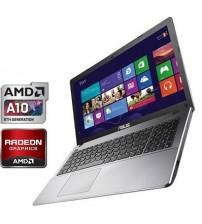 "Asus  X555DA-WB11   - AMD A10 - VGA 2 gb -  Layar 15,6"""