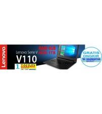 Lenovo Ideapad V110 - Intel Cel. Dualcorel N3060 | ram  4GB | 1TB | 14 Inch | DOS - Black