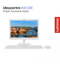 "PC AIO Lenovo  330 - Cel.Dualcore J4005 |  Layar 19.5""   (Windows 10 Original)"