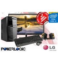 Paket  PC Kantor/Sekolah  - Intel Core i5 4460  - 3,4ghz (Haswell LGA 1150)