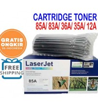 Cartridge Toner HP Laserjet Kompatible (HP 85A | 78A | 35A | 12A | 83A )