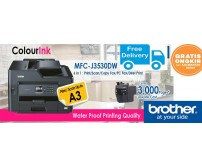 Printer Brother  MFC3530-DW  (A3) (Print/ Scan/Copy/ ADF) wireless