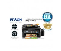 Printer Epson L565 (Print Scan Copy Fax F4 + Wifi )