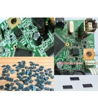 Sedia Sparepart + Pasang (IC Eeprom/ Bios/ Counter/ ASF (Penarik Kertas) Printer Epson L series / Canon (Reset Abrsorber/ Printhead (Warna Macet) / Kedip2 (Ngk bisa print) dll.