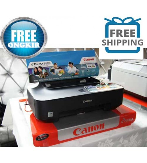 Printer Canon Ip 2770  (Print A4)