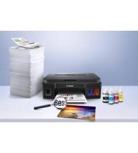 Printer Canon G1000 (Print A4)  --- Print Head Garansi 1 tahun atau 12rbu Lembar B/W /Colour