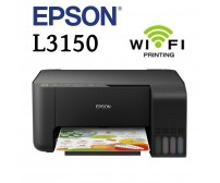 Printer Epson L3150 (PSC + WIFI)