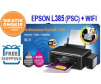 Printer Epson L405 (Print Scan Copy  + Wireless)