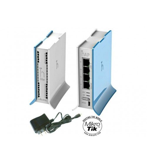 Mikrotik Indoor RB941 2nD hAP Lite