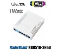 Mikrotik Indoor Router Wireless RB951Ui-2HND
