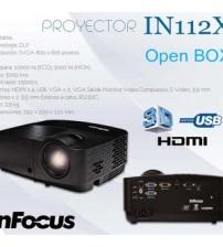 Proyektor Infocus IN 112X (SVGA 3200 lumens)