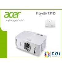 Proyektor Acer X1185 (SVGA)