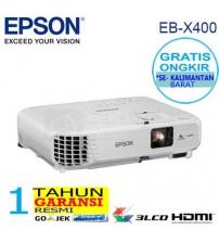 Proyektor Epson X400 (XGA)  | HDMI