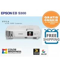 Proyektor Epson S300 SVGA 3500 ANSI