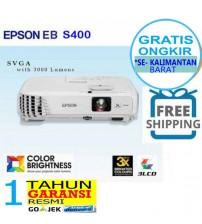 Proyektor Epson S400 SVGA 3500 ANSI