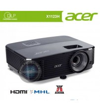 Proyektor  Acer X1123H  | 3600 Lumens | SVGA
