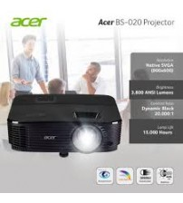 Proyektor  Acer BS-020P | 3800 Lumens | SVGA