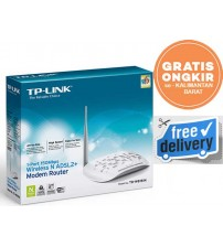 Tplink  TD-W8151N : ADSL Wireless Modem Router 1 Port 150 Mbps
