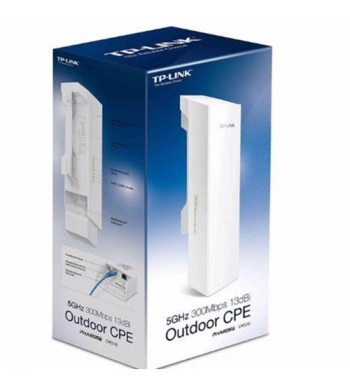 Tp-Link CPE510 5GHz 300Mbps 13dBi Outdoor - Wireless Accest Point