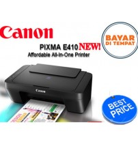 Printer Canon E410 (Print Scan Copy A4)