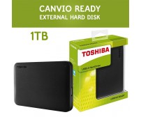 HDD Eksternal Toshiba 1 Tb Canvio Basic