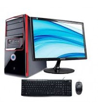 Paket  PC Kantor 3 - Dualcore  G3260 -3,3 Ghz  (Haswell)