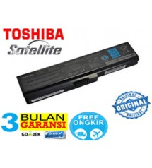 Baterai   Laptop Original Toshiba Satellite L730 | L735 | L740 L745   (pa 3817) - ORIGINAL