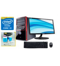 Paket  PC Kantor 4 - Intel Core i3 2120 - 3,3ghz (Sandy Bridge)