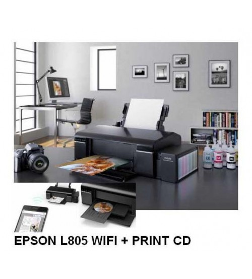 Printer Epson L805 PHOTO + Wifi (A4)
